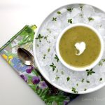 Chilled Curried Zucchini Soup