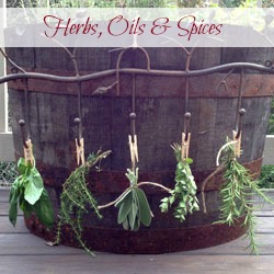 Herbs Oils & Spices
