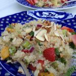 Quinoa Salad with Fruits & Citrus