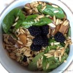 Orzo Salad with Peppercorn & Balsamic Poached Pears