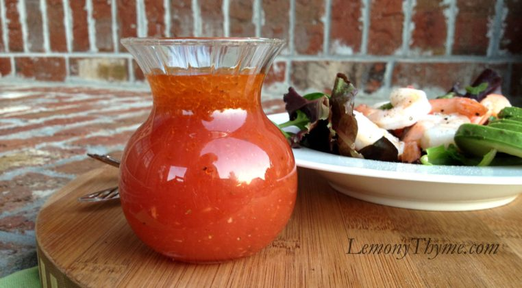 Bloody Mary Dressing