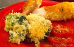Broccoli Cheese Casserole {Weight Watchers}