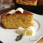Sage Brown Butter Buttermilk Cornbread