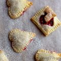 Strawberry Cream Cheese Tarts