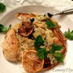 Roasted Lemon & Artichoke Chicken
