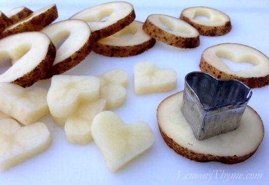 Rosemary Parmesan & Paprika Oil Roasted Potatoes