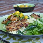 Grilled Vietnamese Chicken Thighs