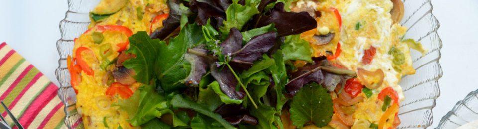 Veggie Frittata