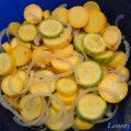 Zephyr Squash Refrigerator Pickles
