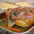 Mushroom & Sage Whole Roasted Chicken