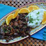 Brazilian Feijoada {Pork, Beef & Back Bean Stew}