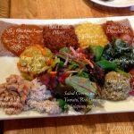 Ethiopian Vegetarian Platter