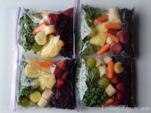 Healthy Choice Smoothies