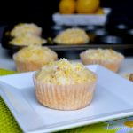 Lemon Ginger Muffins Header