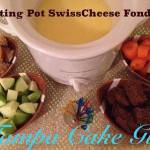 Melting Pot Swiss Cheese Dip