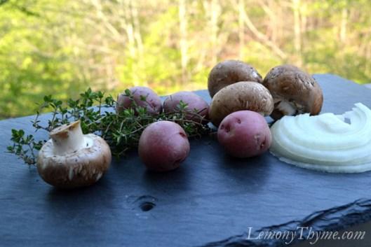 Mushroom & Thyme Truffled Grilled Cheese Sandwich2