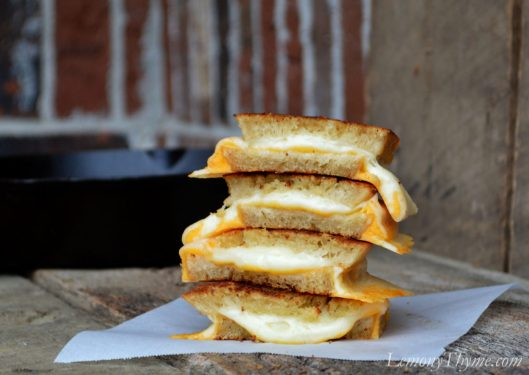 Ultimate Grilled Cheese1