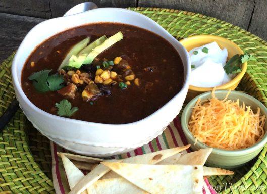 Chicken Enchiladas Soup2