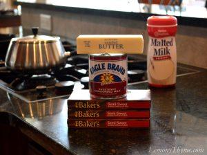 Homemade Hot Fudge Sauce1