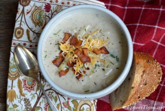 Loaded Potato Soup1