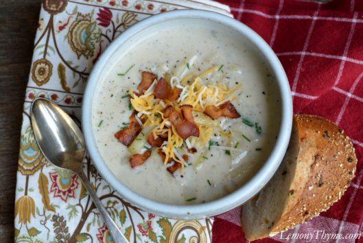 Loaded Potato Soup1