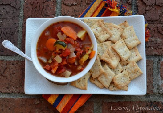 Tropical Pepper & Sea Salt Crackers