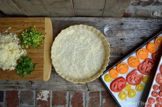 Tomato & Cheddar Pie3