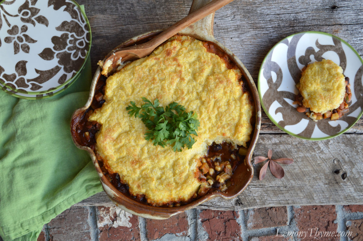 Mexican Tamale Pie