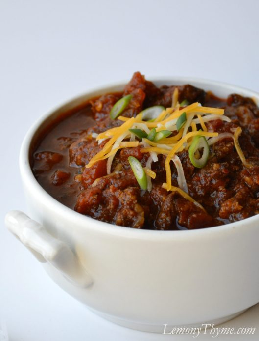 Our Best Chili Yet1