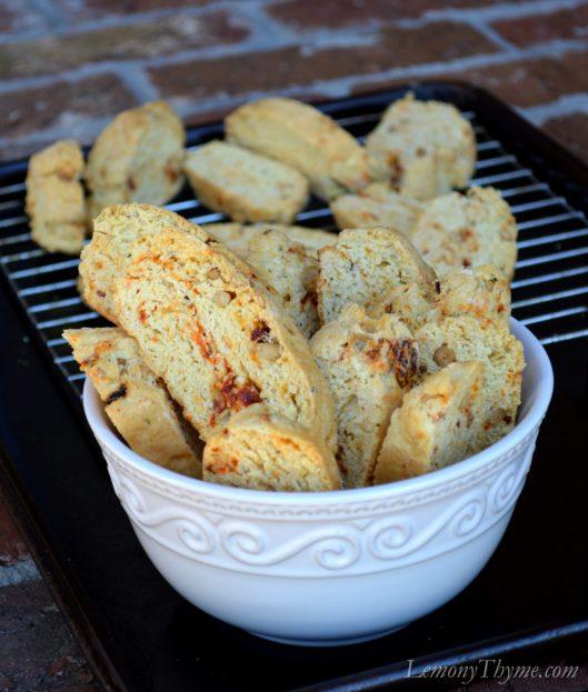 Cheddar-Parmesan Savory Biscotti2