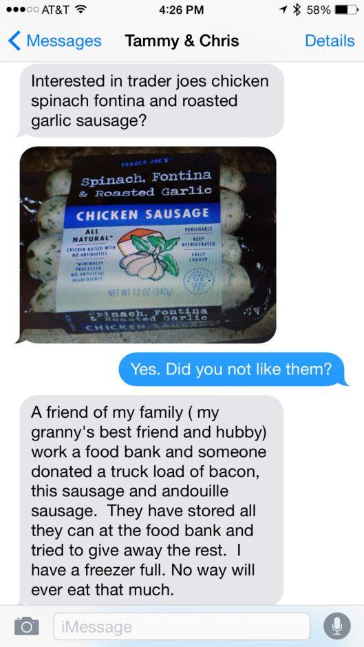 Trader Joes Sausage1