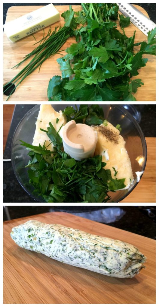 Chicken Kiev Garlic & Herb Compound Butter