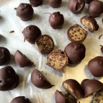 Chocolate Chip Cookie Dough Truffle3