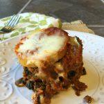 Italian Sausage & Polenta Lasagna1