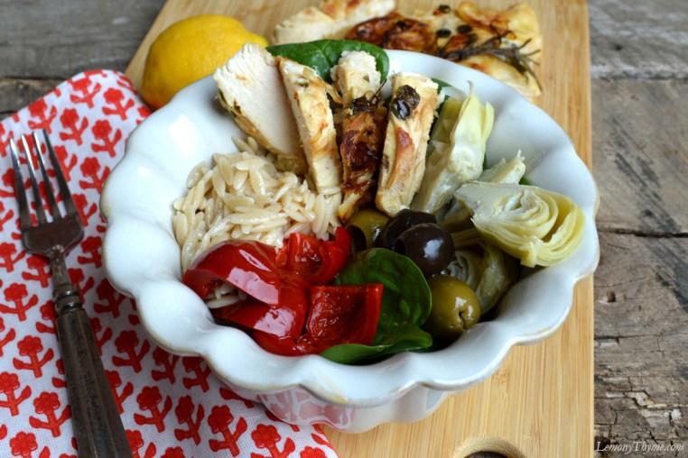 Mediterranean Lunch Bowl2