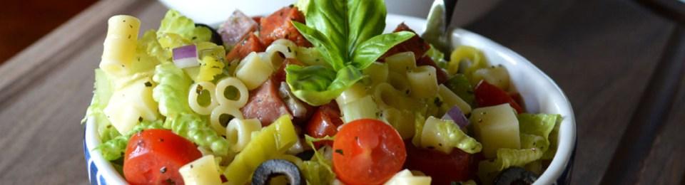 Chopped Italian Submarine Salad5