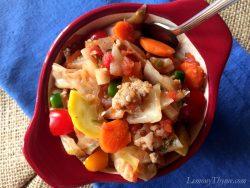 Farmers Market Unstuffed Cabbage Recipe2