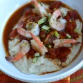 Shrimp & Grits1