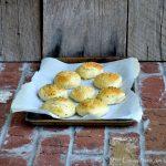 Homemade Slider Buns | LemonyThyme.com