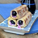 Blueberry Cream Cheese French Toast Roll Ups4