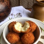 Warm Goat Cheese Fritters6