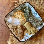 six ingredient spice rub for pork tenderloin or chicken