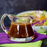 Asian Vinaigrette is so quick and easy to make at home. Asian Vinaigrette ingredients are intended to be nuanced according to personal taste.