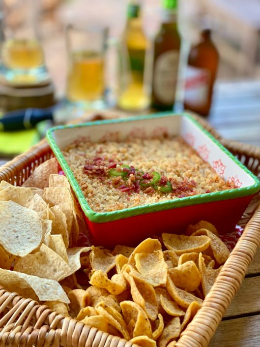 Easy & Delicious Jalapeño Popper Dip Recipe