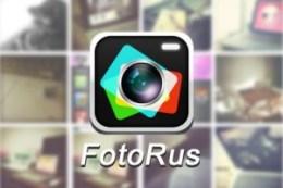 fotorus for selfie