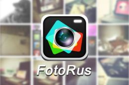 fotorus for selfie