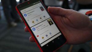cara mengaktifkan google now on tap