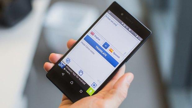 language translator android