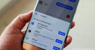 integrasi facebook messenger dan dropbox