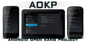 android open kang project